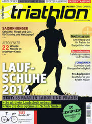 triathlon - Heft Nr. 120 (April/Mai 2014)