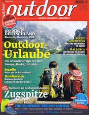outdoor - Heft 8/2014