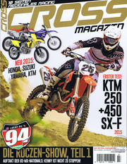 CROSS Magazin - Heft 7/2014