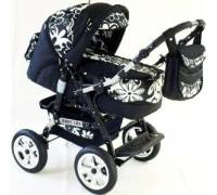 adbor baby lux kombikinderwagen. Black Bedroom Furniture Sets. Home Design Ideas