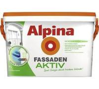 alpina fassadenaktiv im test. Black Bedroom Furniture Sets. Home Design Ideas