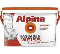 alpina fassadenweiss im test. Black Bedroom Furniture Sets. Home Design Ideas