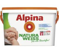 alpina natura weiss testnote insgesamt gut 1 7. Black Bedroom Furniture Sets. Home Design Ideas