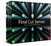 Final Cut Server Produktbild