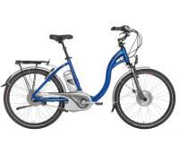 biketec flyer c8 deluxe modell 2012 test. Black Bedroom Furniture Sets. Home Design Ideas