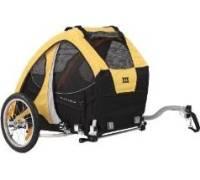 burley tail wagon im test fahrradanh nger f r vierbeiner. Black Bedroom Furniture Sets. Home Design Ideas
