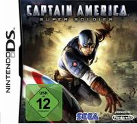 Captain America: Super Soldier (für DS)