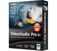 ПО видео монтажа Corel Video Studio Pro X2, Win, MiniBox, DE.
