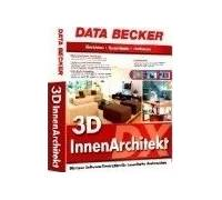 Data becker 3d innenarchitekt im test for Wohnungsplaner 3d