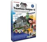 data becker 3d traumhaus designer 10 premium. Black Bedroom Furniture Sets. Home Design Ideas