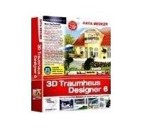 data becker 3d traumhaus designer 6 test wohnungsplaner. Black Bedroom Furniture Sets. Home Design Ideas