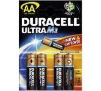 duracell alkaline batterie ultra m3 mignon aa r6 m3 um4. Black Bedroom Furniture Sets. Home Design Ideas