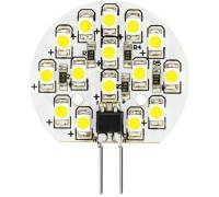eglo g4 1x1 5w 15 led 07 test led lampe. Black Bedroom Furniture Sets. Home Design Ideas