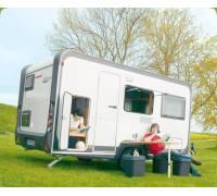 eifelland klein wohnwagen deseo im test. Black Bedroom Furniture Sets. Home Design Ideas