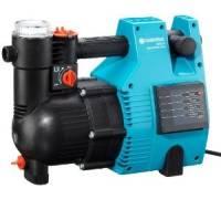 gardena hauswasserautomat 4000 5 electronic plus test. Black Bedroom Furniture Sets. Home Design Ideas