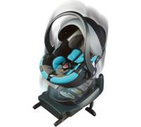 hts besafe izi go isofix test babyschale. Black Bedroom Furniture Sets. Home Design Ideas