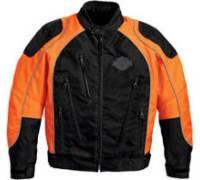 harley davidson hi vis functional jacket road warrior. Black Bedroom Furniture Sets. Home Design Ideas