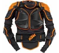 ktm sportmotorcycle body armour test motorradschutzkleidung. Black Bedroom Furniture Sets. Home Design Ideas