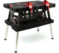 keter folding work table 17182239. Black Bedroom Furniture Sets. Home Design Ideas