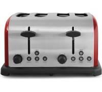 Klarstein toaster 4 scheiben