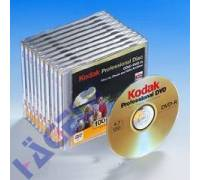 kodak professional disc gold dvd r im test. Black Bedroom Furniture Sets. Home Design Ideas