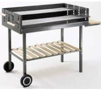 landmann edelstahl grillwagen test grillstation. Black Bedroom Furniture Sets. Home Design Ideas