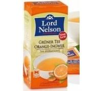 lidl lord nelson gr ner tee orange ingwer beutel test. Black Bedroom Furniture Sets. Home Design Ideas