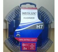 light distribution n499el extralight h7 test. Black Bedroom Furniture Sets. Home Design Ideas