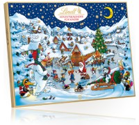 lindt kinder adventskalender im test. Black Bedroom Furniture Sets. Home Design Ideas