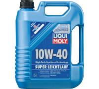 liqui moly super leichtlauf 10w 40 5 liter. Black Bedroom Furniture Sets. Home Design Ideas