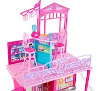 mattel barbie glam haus. Black Bedroom Furniture Sets. Home Design Ideas