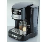 petra electric kaffeepadautomat padissima 2 km31 test. Black Bedroom Furniture Sets. Home Design Ideas