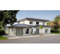 schw rerhaus musterhaus wadern nunkirchen plan 654 test fertighaus. Black Bedroom Furniture Sets. Home Design Ideas