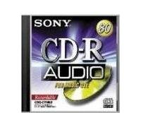 sony cd r audio 80 im test. Black Bedroom Furniture Sets. Home Design Ideas