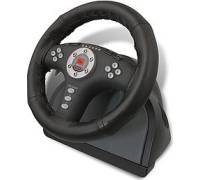 4 in 1 Leather Power Feedback Wheel (SL-6697) Produktbild