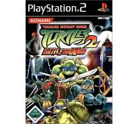 Teenage Mutant Ninja Turtles 2: Battle Nexus (für PS 2)