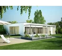 waldberg haus bungalow arwen test fertighaus. Black Bedroom Furniture Sets. Home Design Ideas