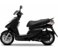 yamaha cygnus x 125 8 2 kw test motorroller. Black Bedroom Furniture Sets. Home Design Ideas