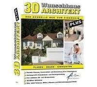 bhv 3d wunschhaus architekt plus test wohnungsplaner. Black Bedroom Furniture Sets. Home Design Ideas