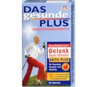 Dm das gesunde plus gelenk depot tabletten aktiv plus for Das depot essen