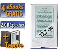 eBook-Reader & Media-Player EBX-500.TFT