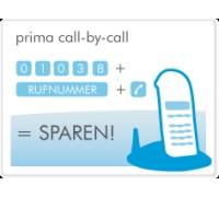 01038 prima Call-by-Call Produktbild