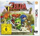 The Legend of Zelda: Tri-Force Heroes (für 3DS / N3DS)