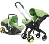 Doona+ Babyschale & Travelsystem 2in1 mit Isofix-Basis