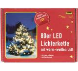 Idena 80er LED Lichterkette