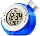 Aqua Power Thermometer mit Uhr