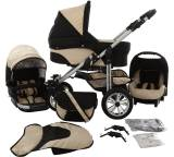 Kinderwagen im Test: Chilly Kids Matrix Lancer von Lux4Kids, Testberichte.de-Note: 2.2 Gut