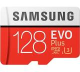 microSDXC EVO Plus UHS-I U3 Kit 128GB (2017)
