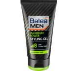 Haarstyling-Produkt im Test: Men Maximum Power Styling Gel von dm / Balea, Testberichte.de-Note: 1.8 Gut