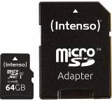 Professional MicroSDXC UHS-1 Kit (64 GB)